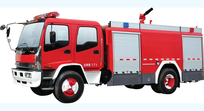 AP50/L型压缩空气泡沫消防